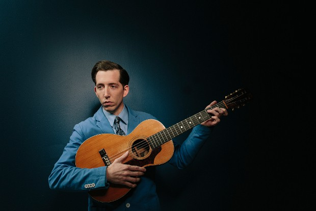 Courtesy of Pokey LaFarge